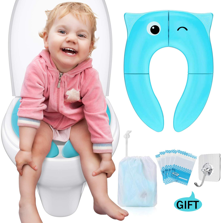 Torlam Best Portable Travel Potty Seat