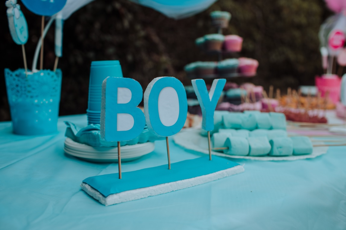BABY SHOWER THEMES for baby boy