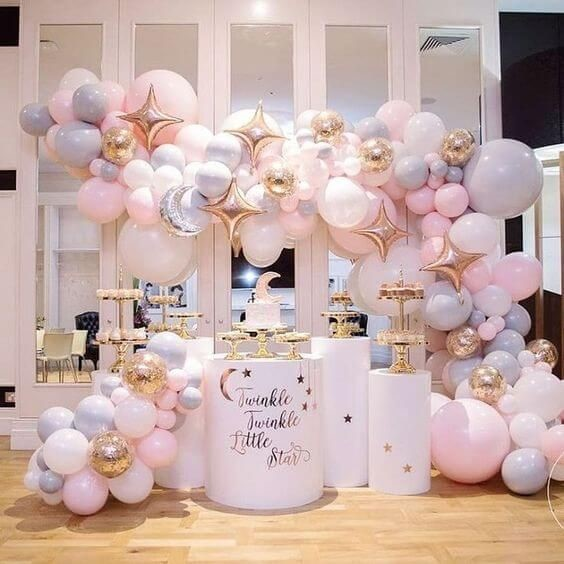 BABY SHOWER THEMES for baby girl