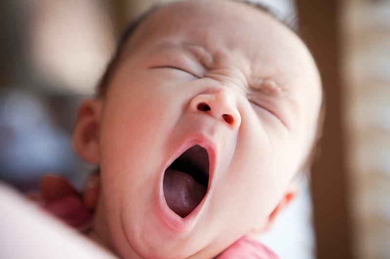 Baby Sleep Signs