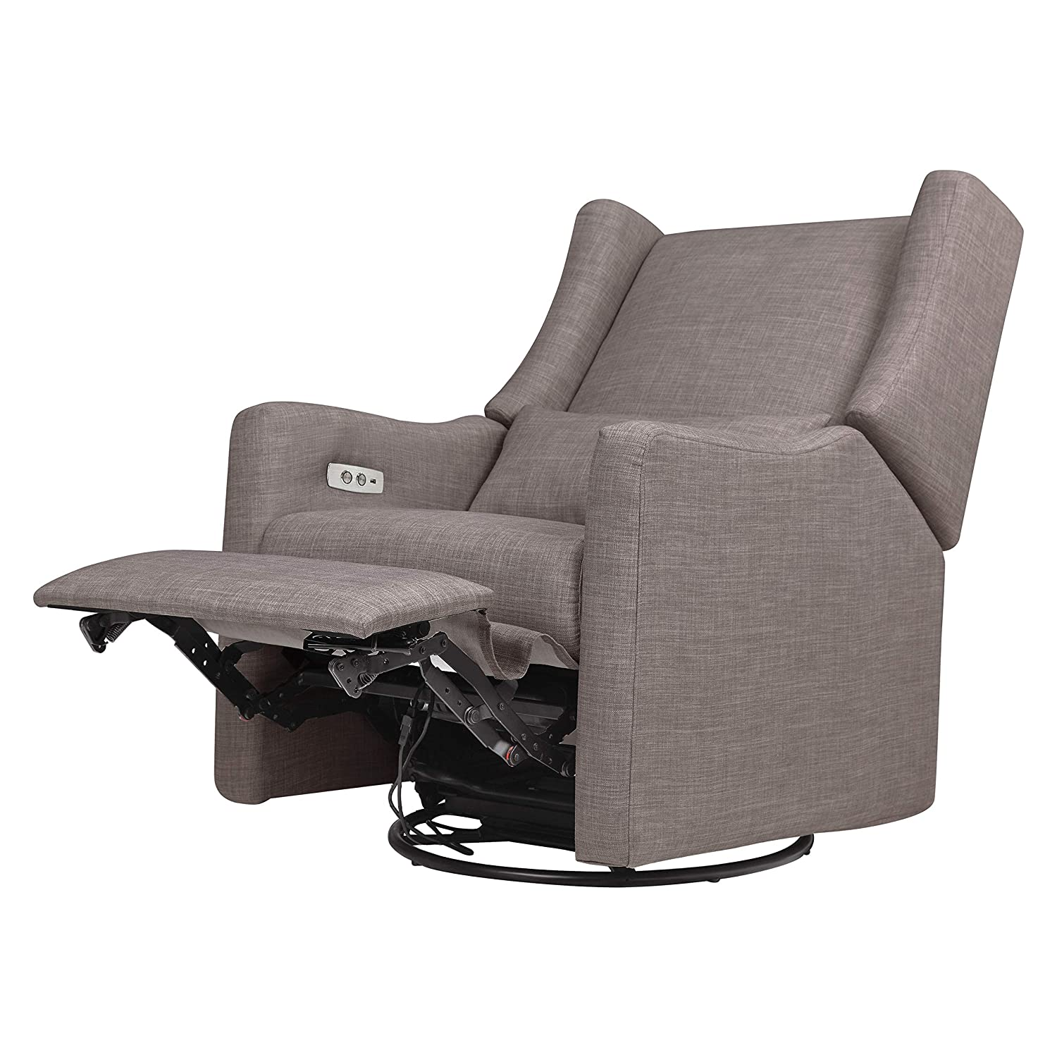 Babyletto Kiwi Recliner and Swivel Best Nursery Glider