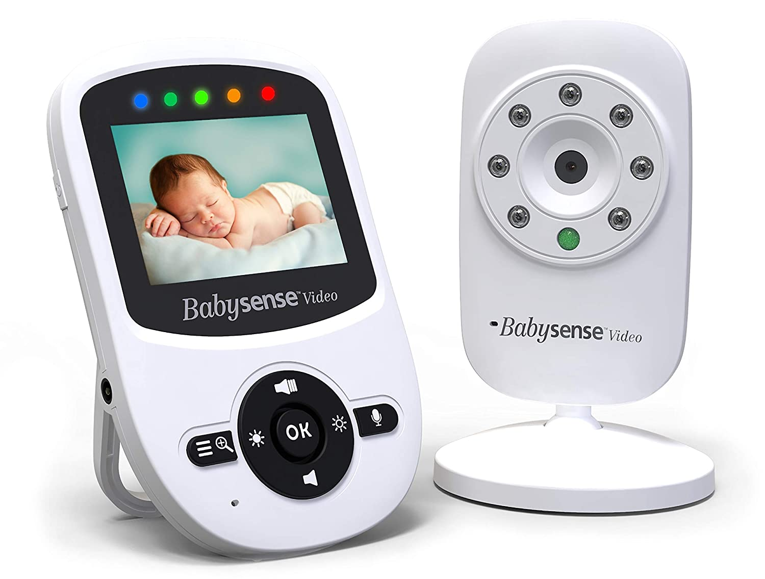 Babysense Video Best Baby Monitor
