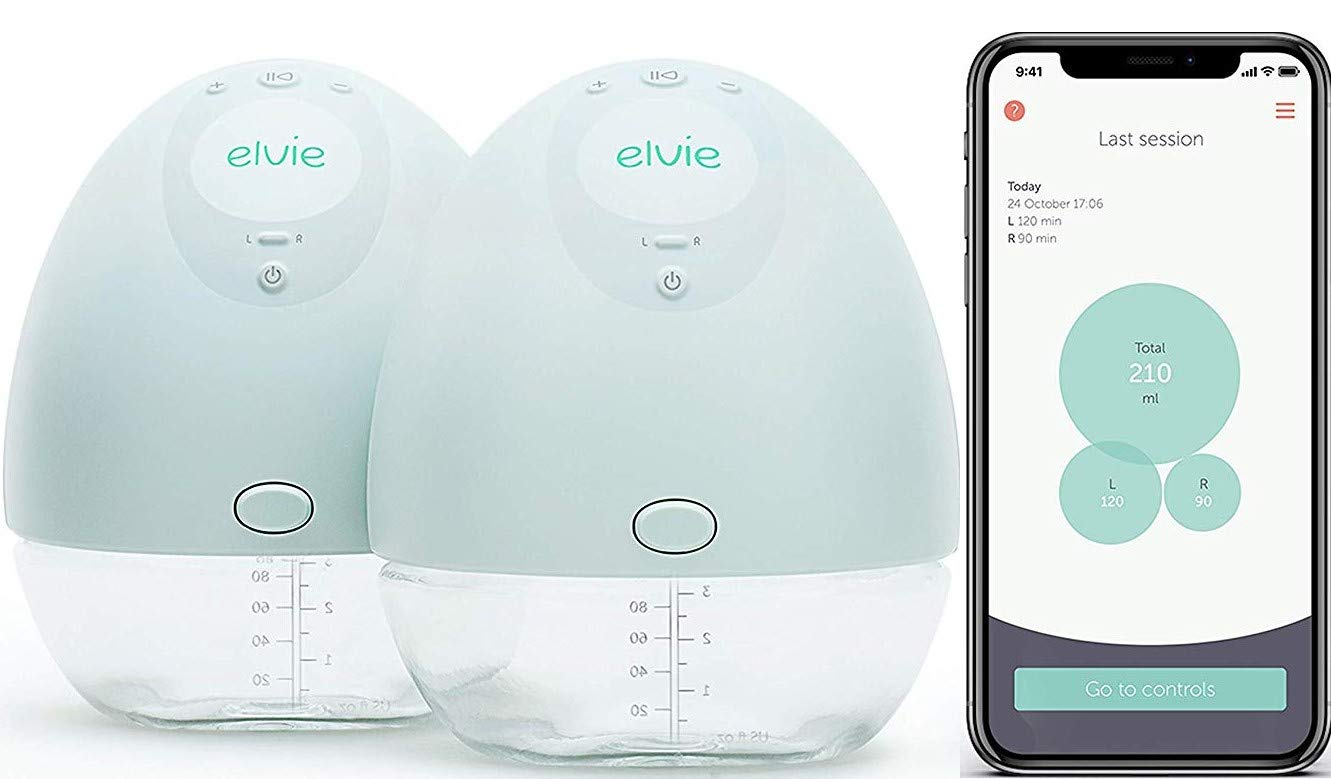 Elvie Wearable Best Breast Pump