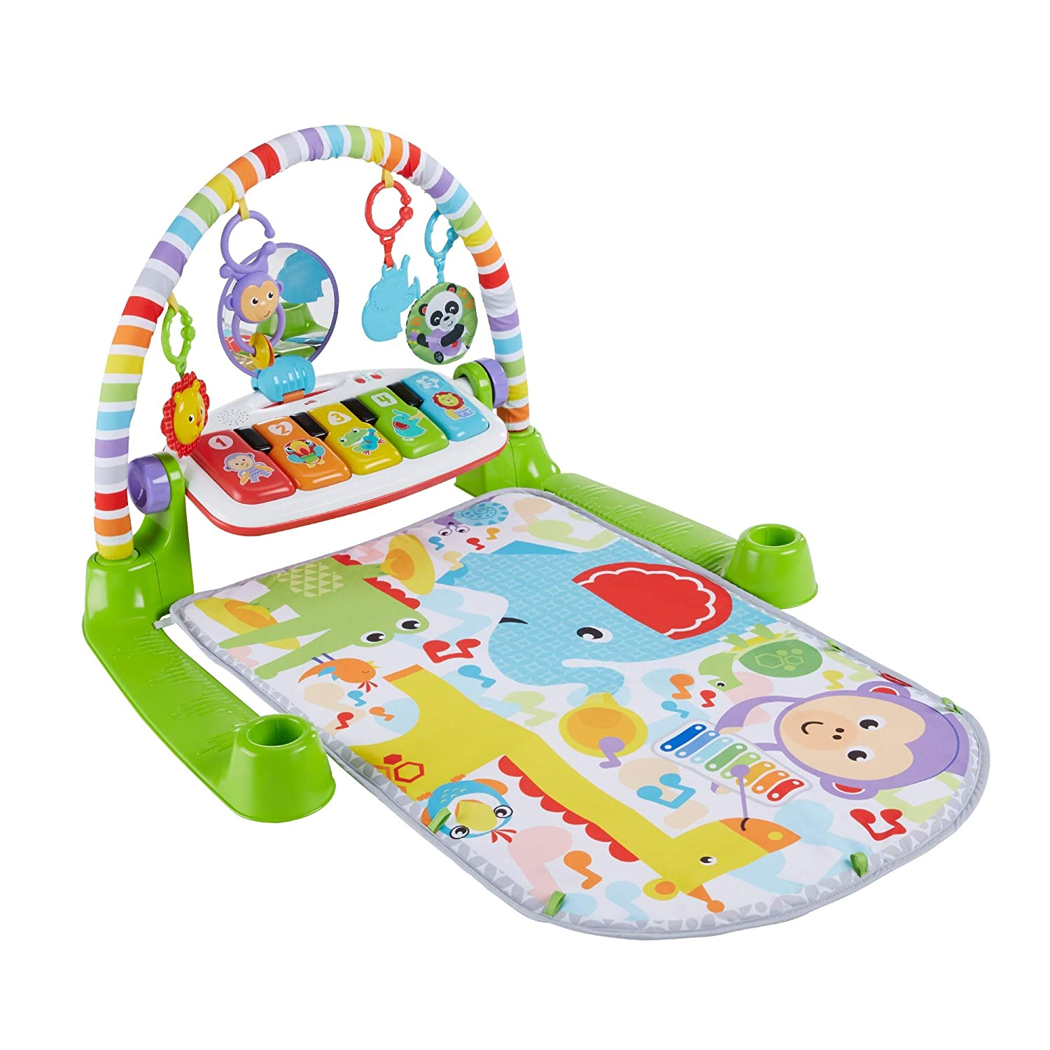 Fisher Price Deluxe Kick Play Piano Gym Best Baby Play Mat