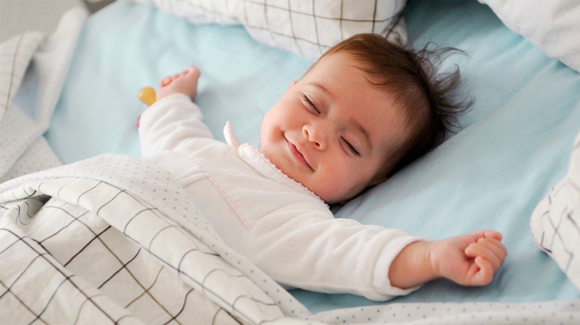 GENERAL TIPS TO GET A BABY TO SLEEP