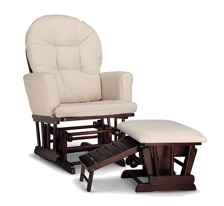 Graco Parker Semi Upholstered Best Nursery Glider