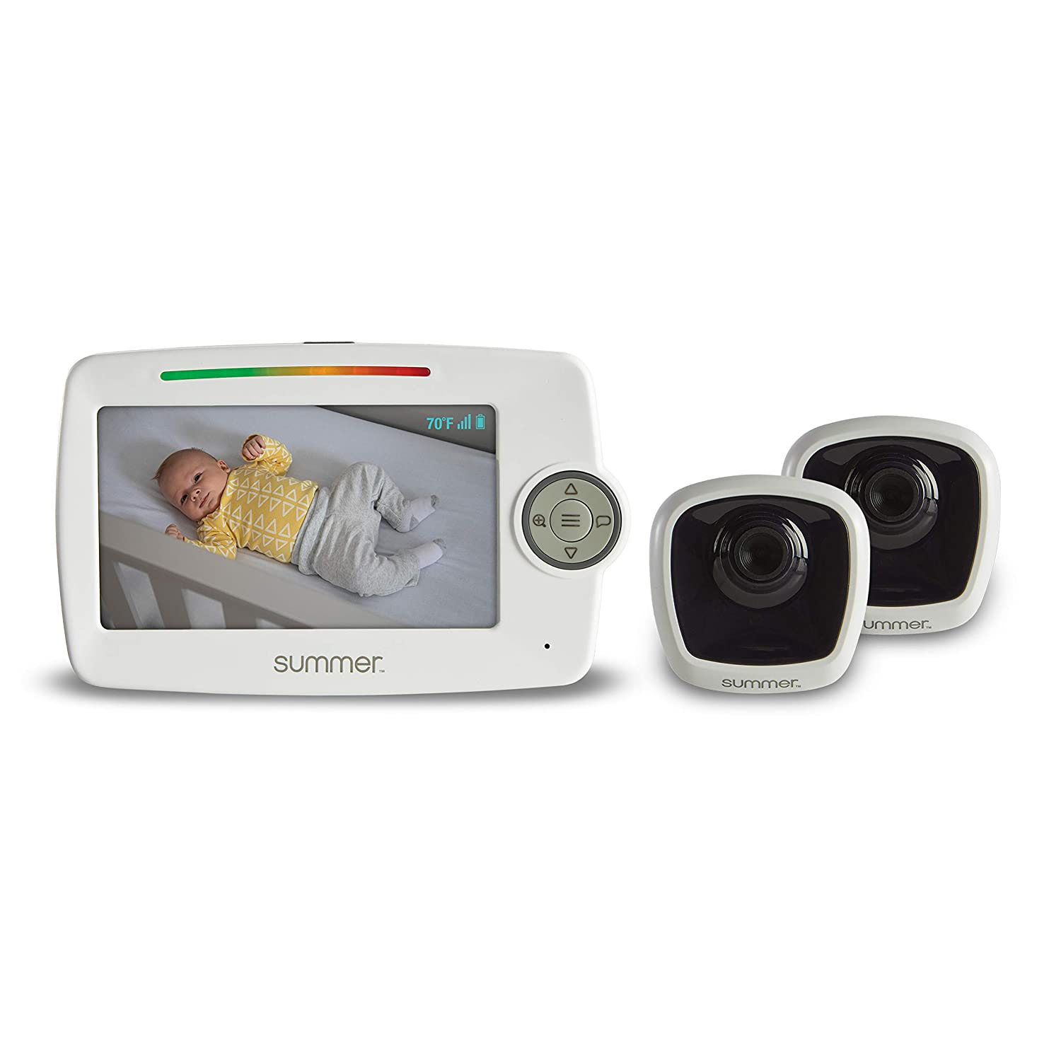 Summer Lookout Duo 5 Video Best Baby Monitor