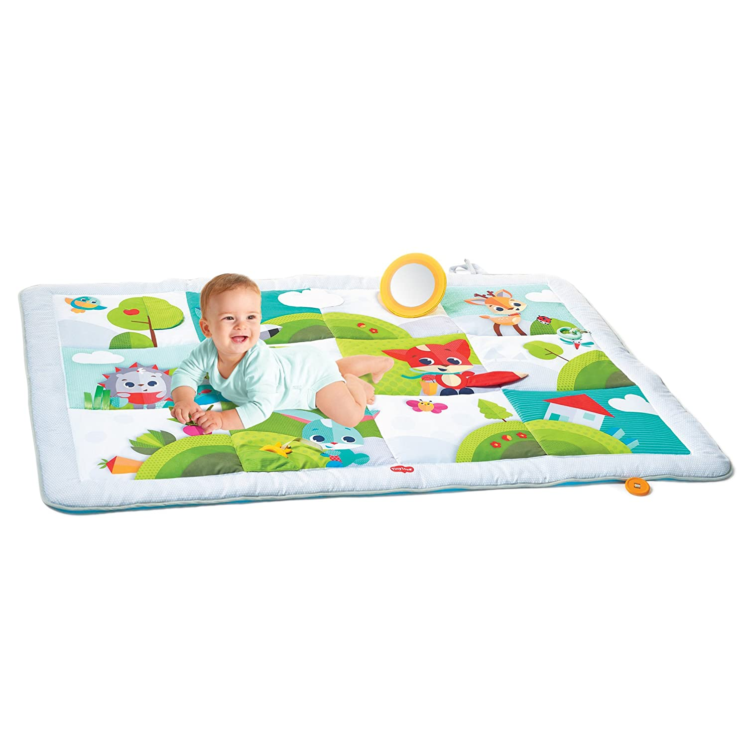 Tiny Love Meadow Days Super Best Baby Play Mat