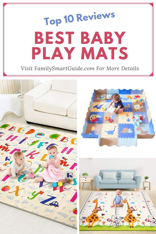 Top 10 Best Baby Play Mats Reviews