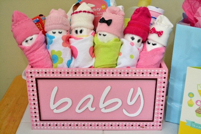 baby shower diy gifts
