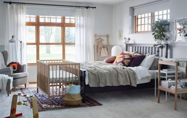 best interior design for baby better sleep