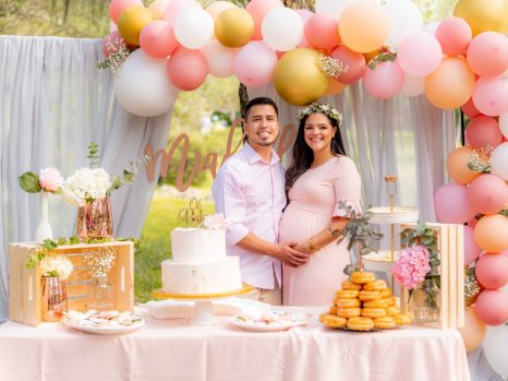 how to plan & host a baby shower
