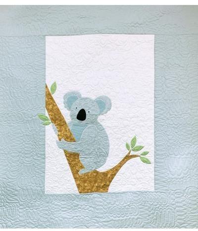 Animal baby quilt patterns
