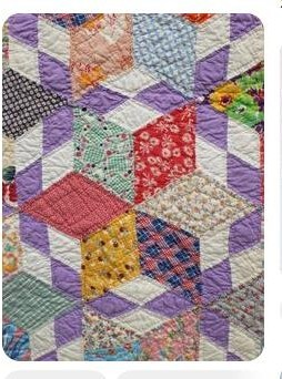 Cheery crisp baby quilts