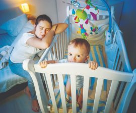 Infant Sleep Regression