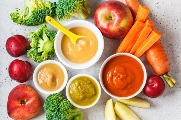 Characteristics of Baby Foods