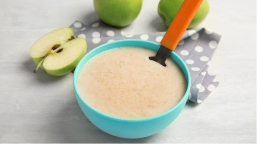 Porridge for infants and babies