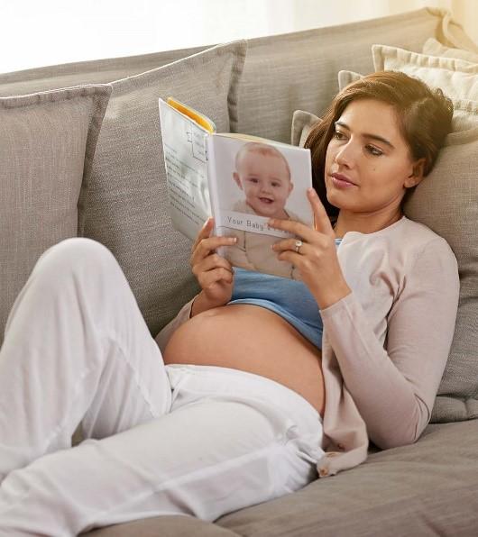 pregnancy books for mom