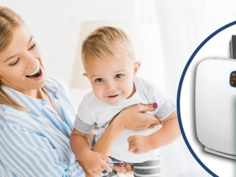 Best Air Purifiers For Baby Room & Nursery