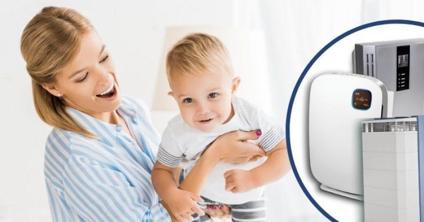 Best Air Purifiers For Baby Room & Nursery