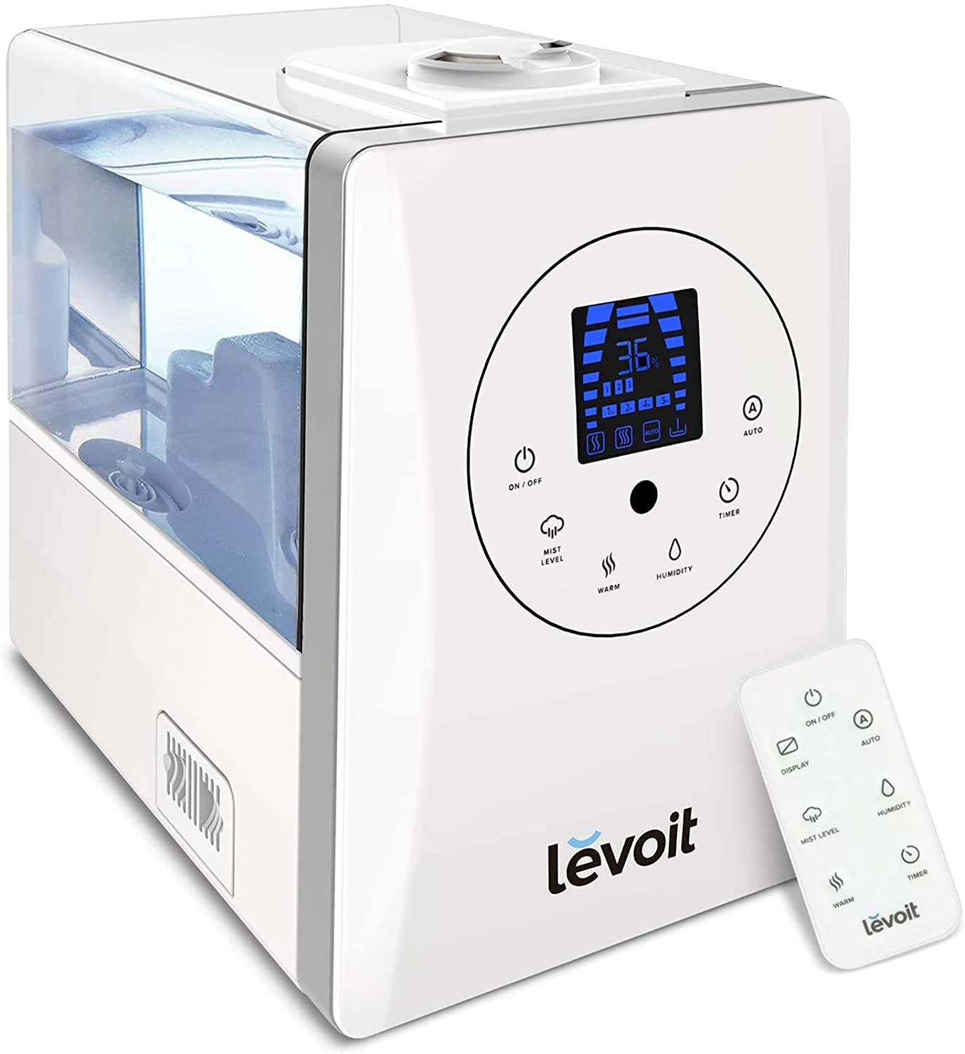 LEVOIT Best Baby Humidifiers for Large Room