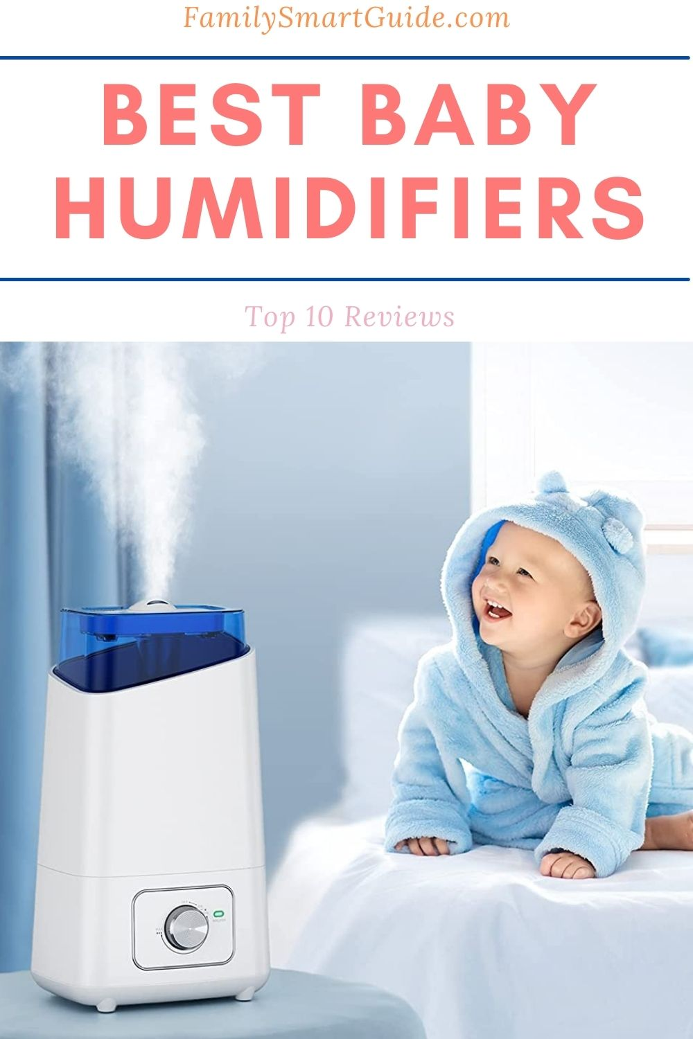 Top 10 Best Baby Humidifiers Reviews