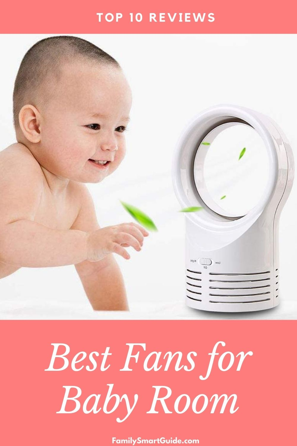 Top 10 Best Fans For Baby Room Reviews