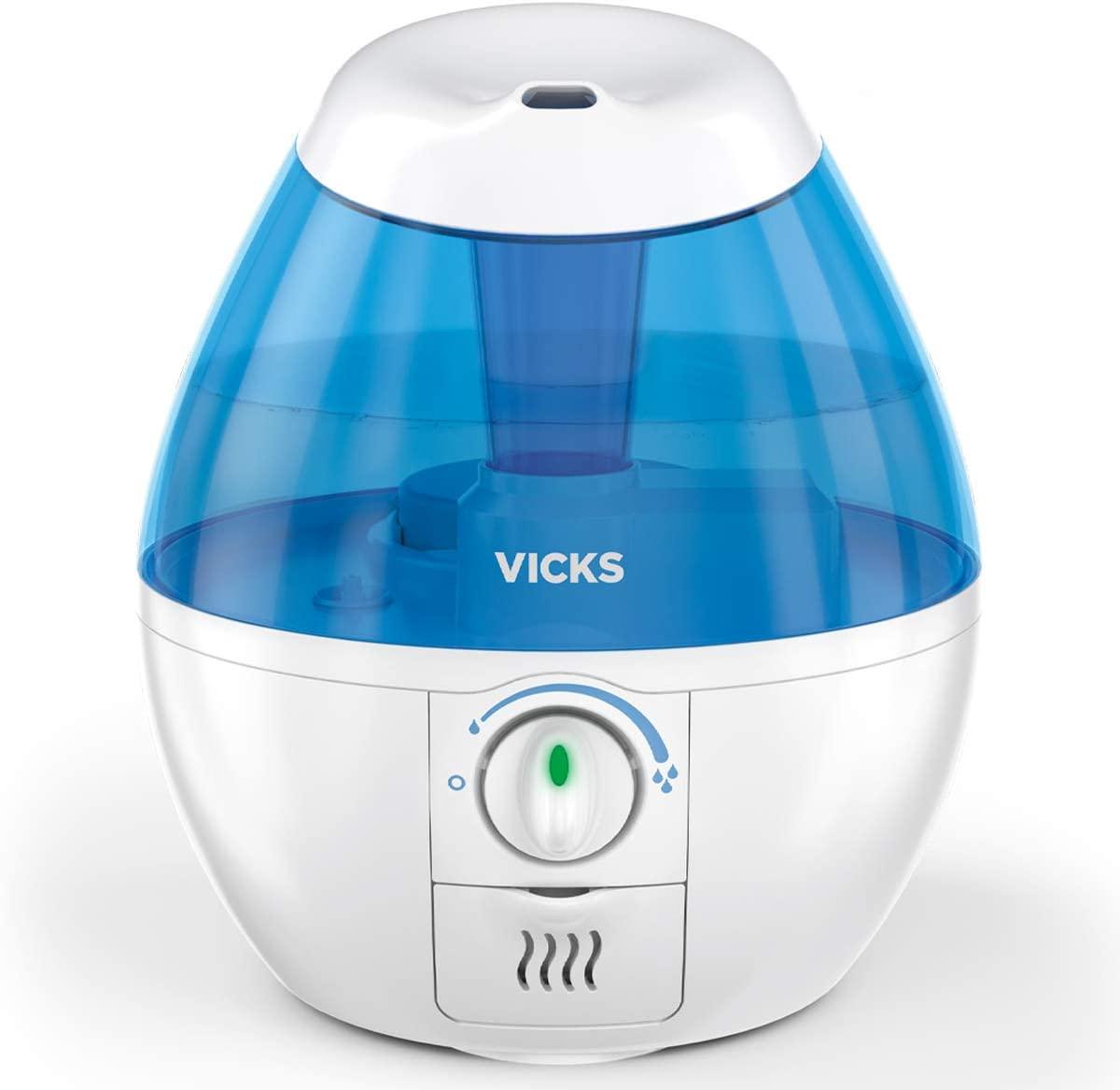 Vicks Mini Filter Free Cool Mist Best Baby Humidifier