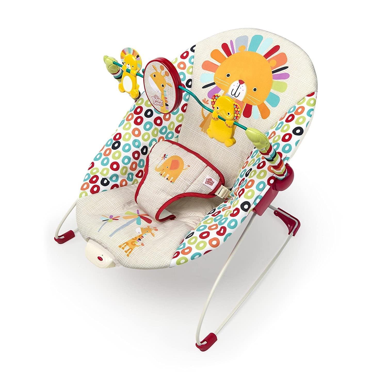 Bright Starts Playful Pinwheels Best Baby Bouncer
