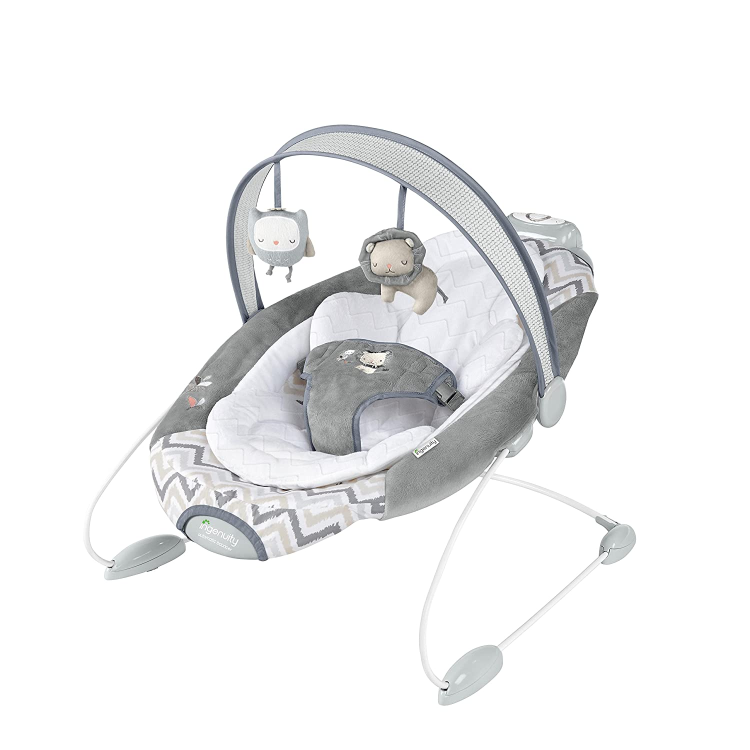 Ingenuity Smart Bounce Automatic Best Baby Bouncer