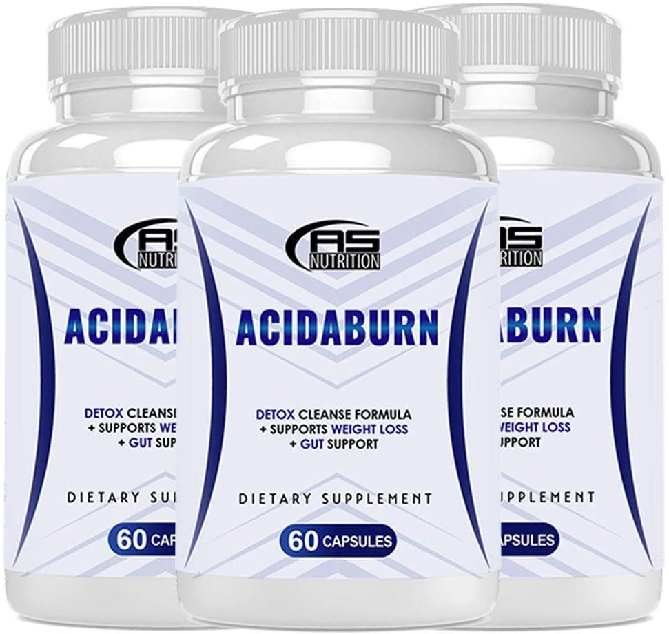 Acidaburn Weight Loss Supplement Review