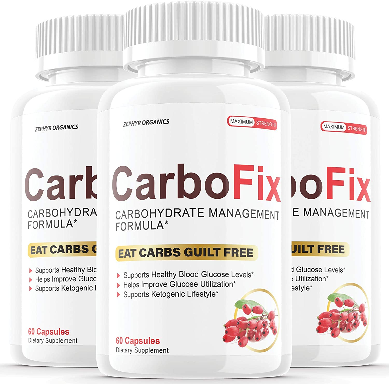 Carbofix Weight Loss Supplement Review