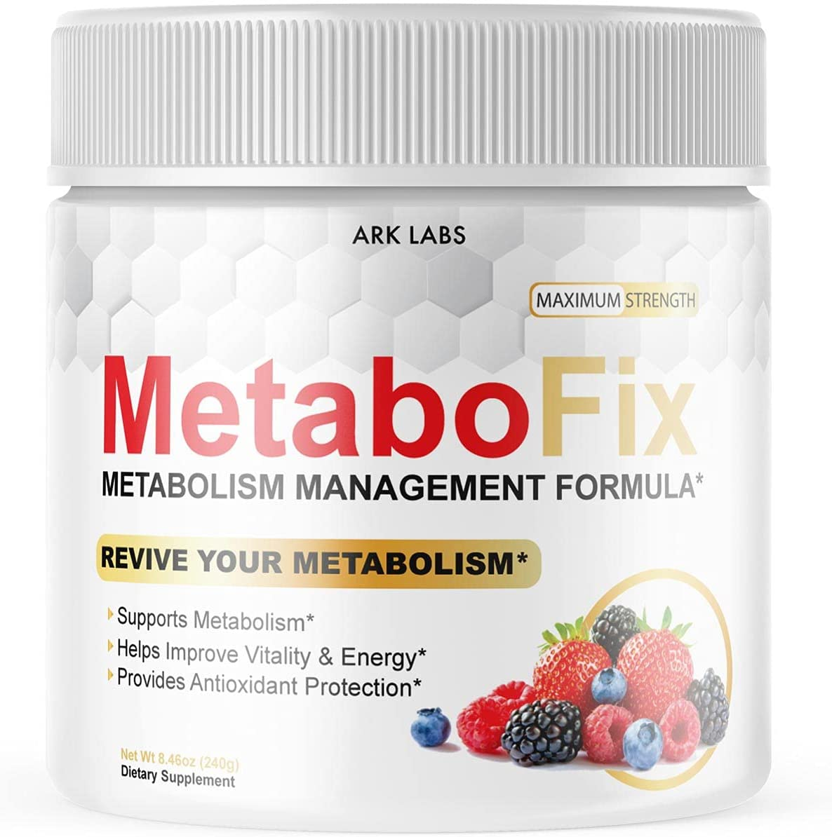 Metabofix Weight Loss Supplement Review